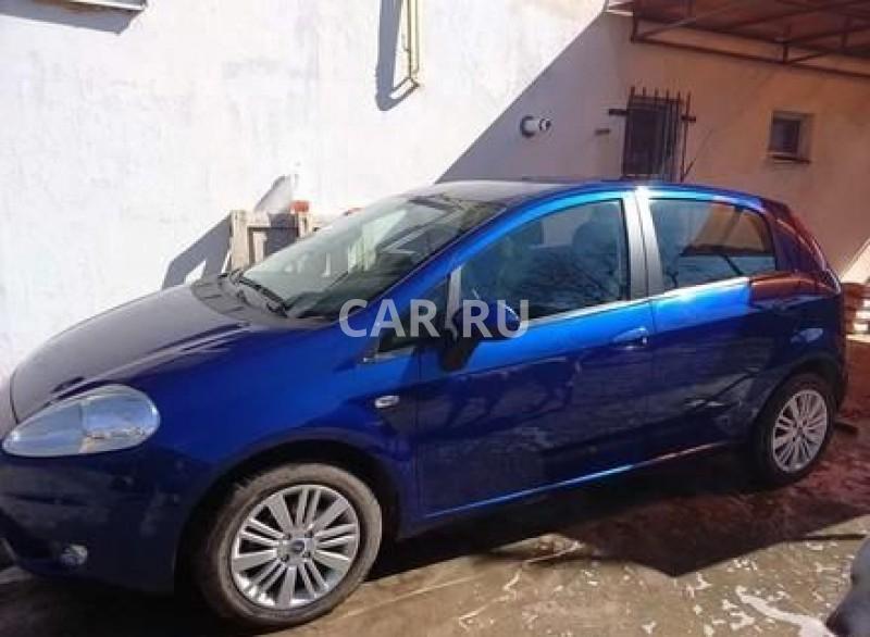 Fiat Grande Punto, Астрахань