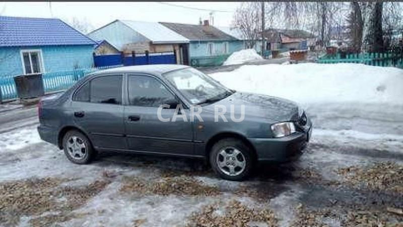 Hyundai Accent, Балахта