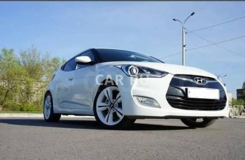 Hyundai Veloster, Арсеньев