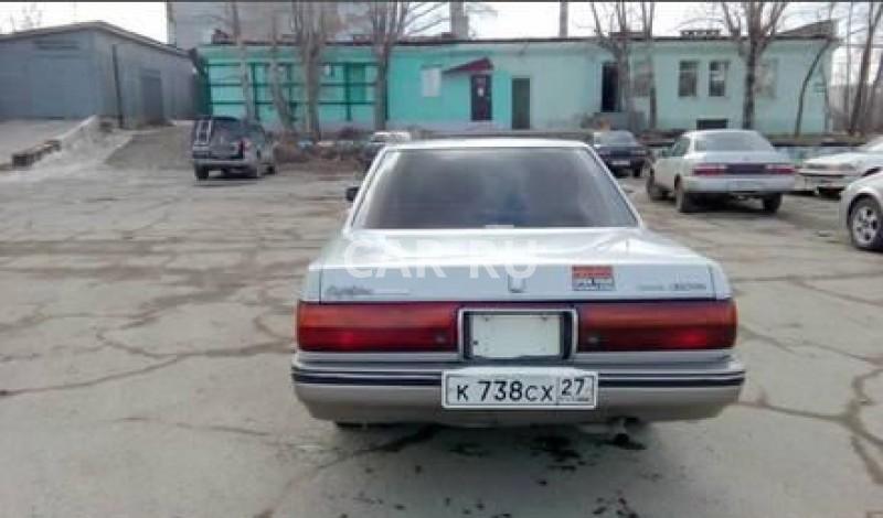 Toyota Crown, Амурск