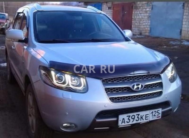 Hyundai Santa Fe, Арсеньев