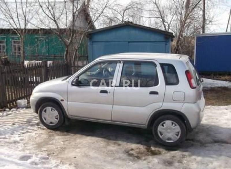 Suzuki Swift, Барнаул