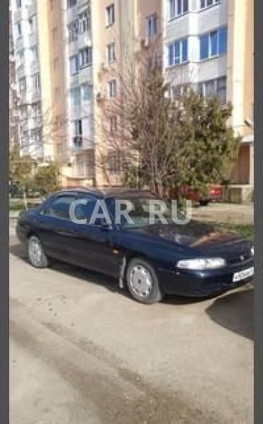 Mazda Cronos, Анапа