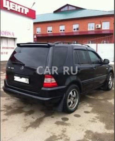 Mercedes M-Class, Ангарск
