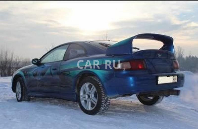 Toyota Celica, Ангарск