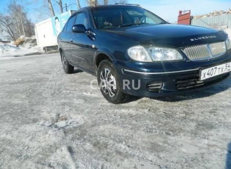 Nissan Bluebird Sylphy, Барабинск