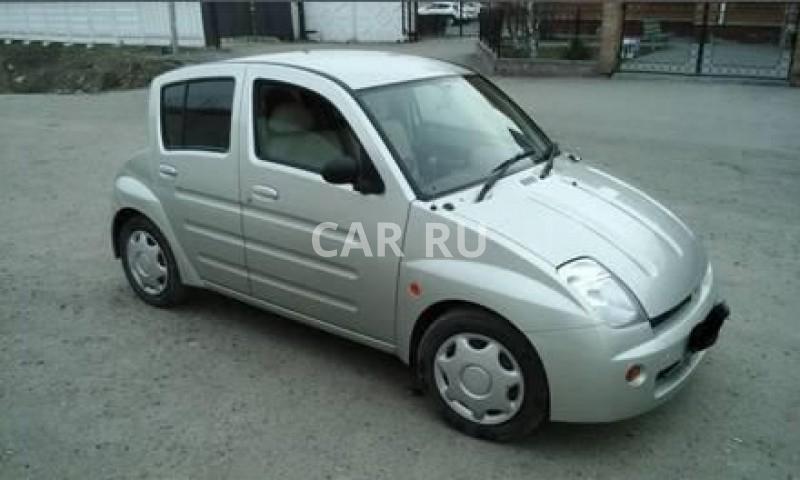 Toyota WiLL Vi, Барнаул