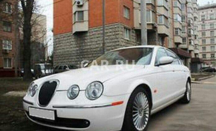 Jaguar S-type, Альметьевск