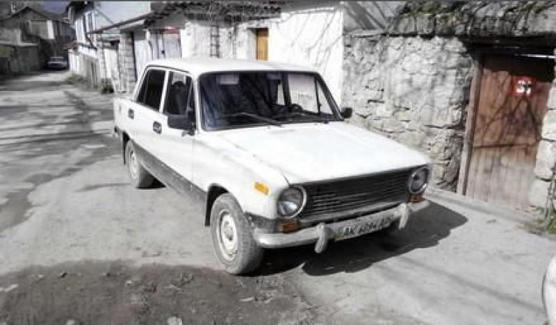 Лада 2101, Бахчисарай