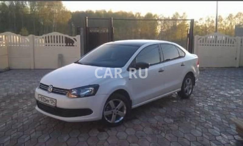 Volkswagen Polo, Ачинск