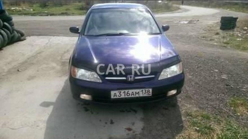 Honda Avancier, Ангарск