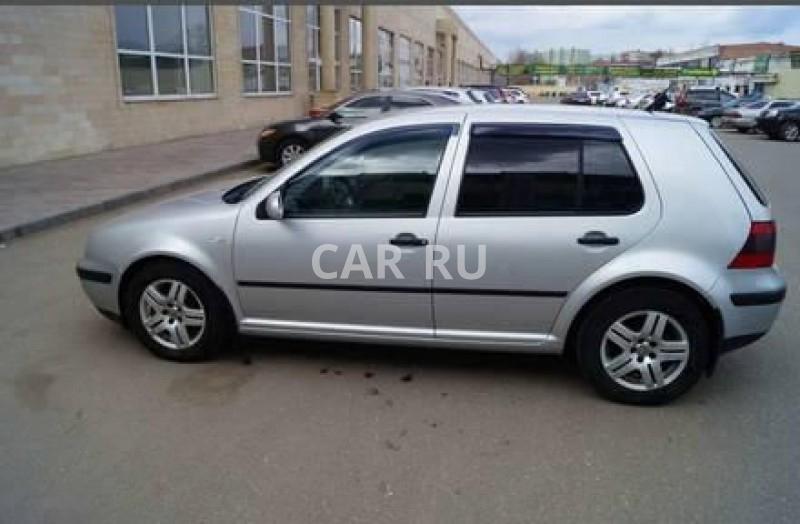 Volkswagen Golf, Астрахань