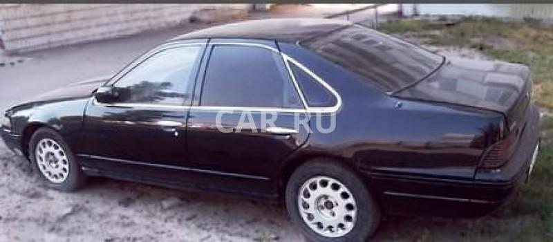Nissan Cefiro, Барнаул