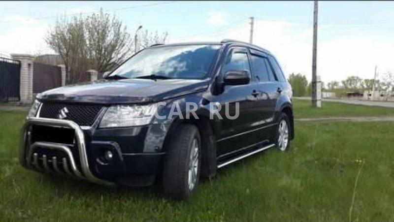 Suzuki Grand Vitara, Барнаул