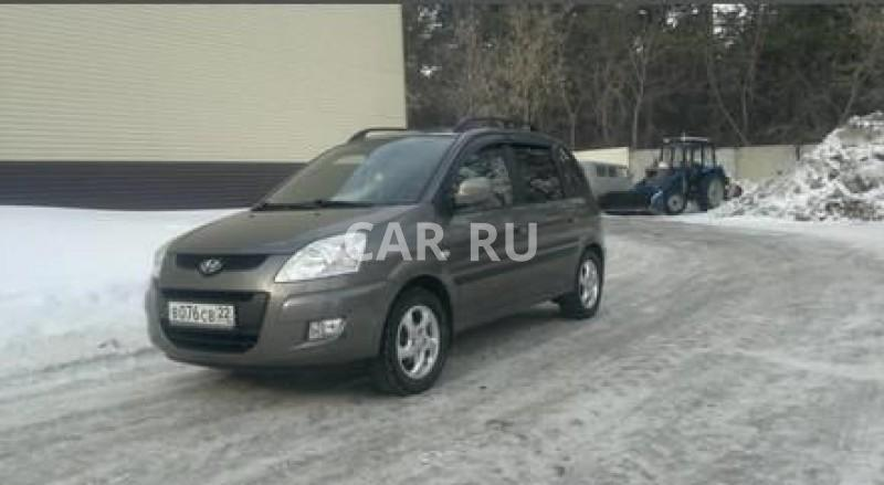 Hyundai Matrix, Барнаул