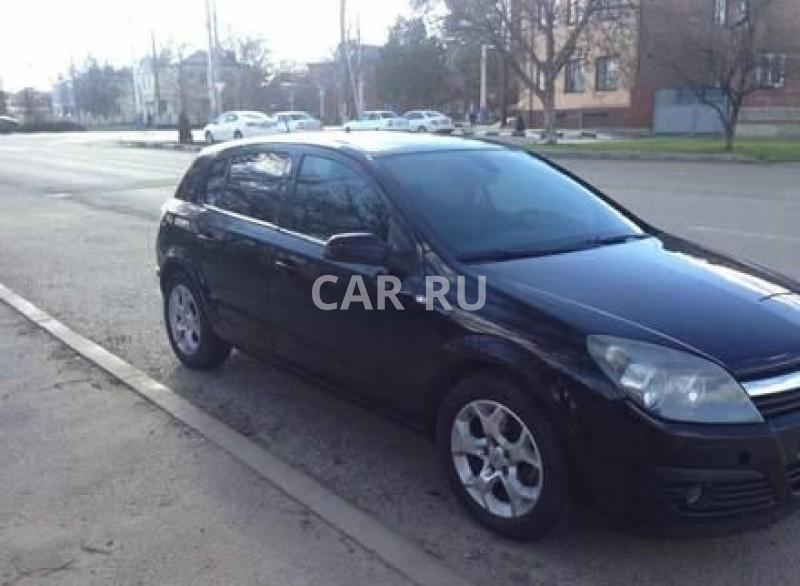 Opel Astra, Армавир