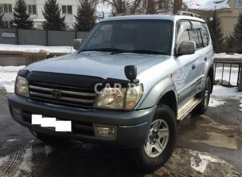 Toyota Land Cruiser Prado, Ангарск