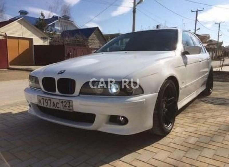BMW M5, Анапа