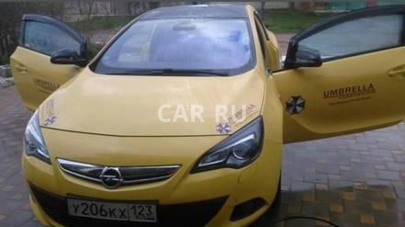 Opel Astra GTC, Афипский