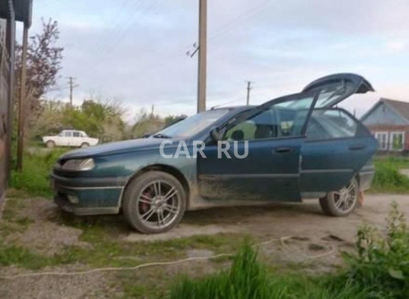 Renault Laguna, Афипский