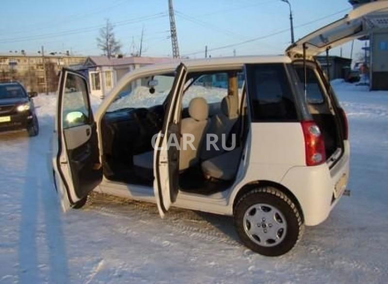 Subaru Pleo, Ангарск