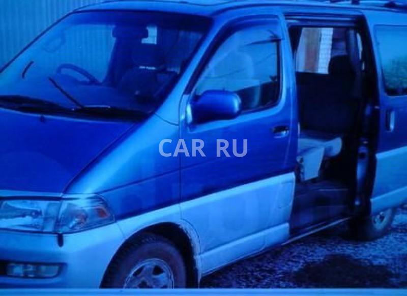 Toyota Hiace Regius, Белово