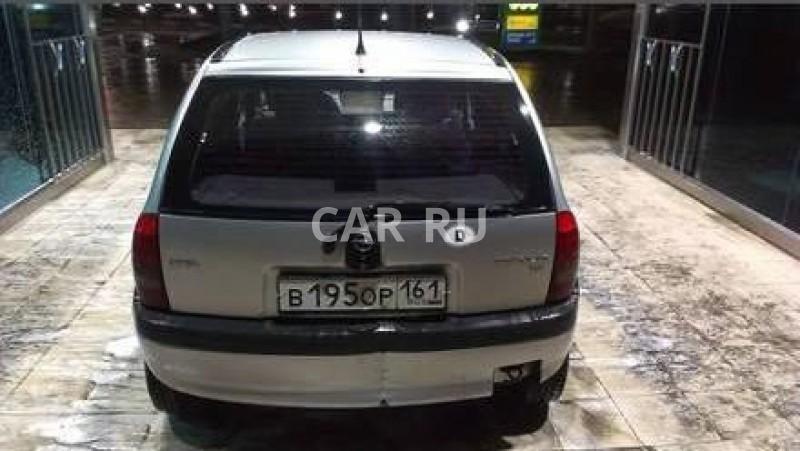 Opel Corsa, Азов