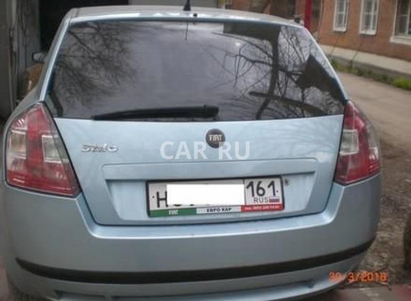 Fiat Stilo, Батайск
