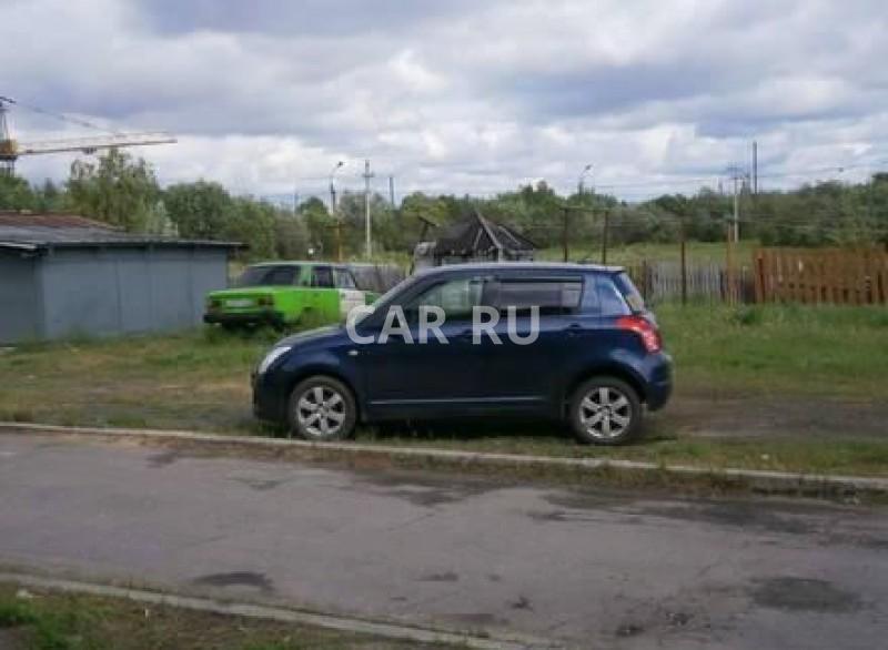 Suzuki Swift, Архангельск