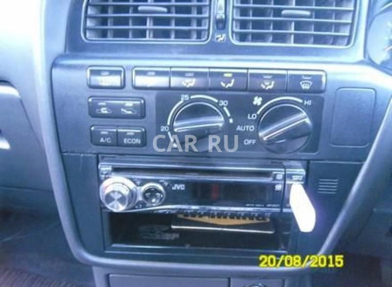 Toyota Vista, Абакан