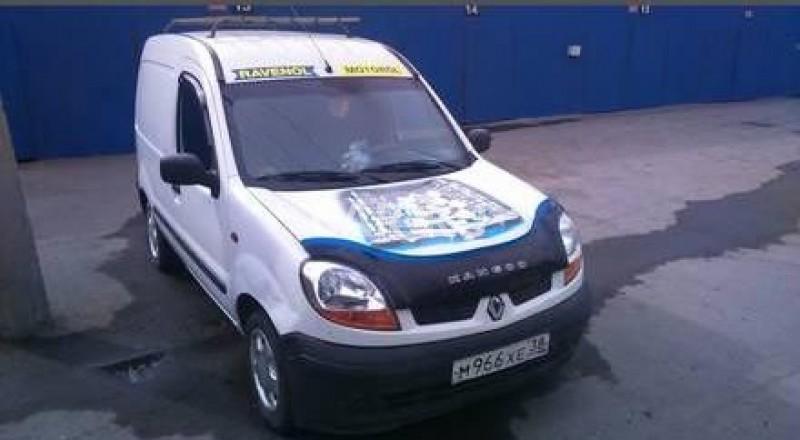 Renault Kangoo, Ангарск