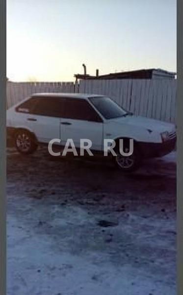 Lada 2109, Ак-Довурак