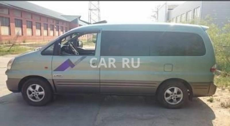 Hyundai Starex, Ангарск