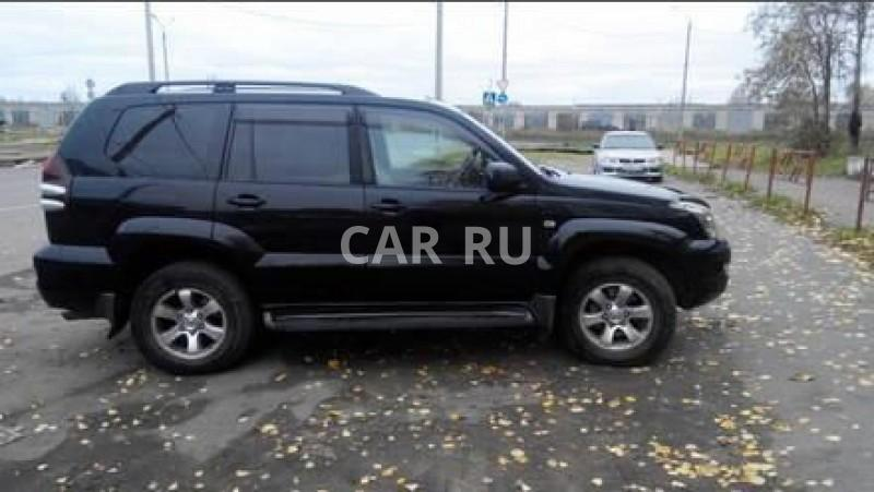 Toyota Land Cruiser Prado, Архангельск