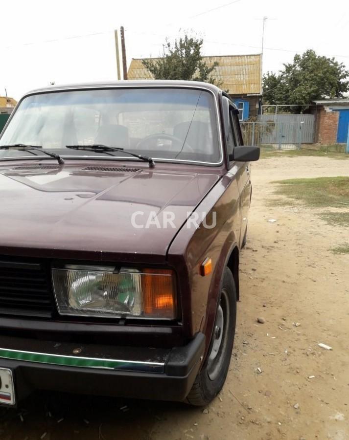 Lada 2105, Астрахань