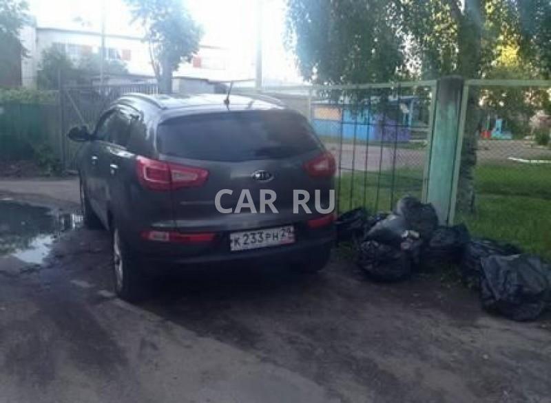 Kia Sportage, Архангельск