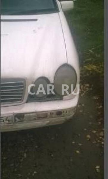Mercedes E-Class, Барнаул