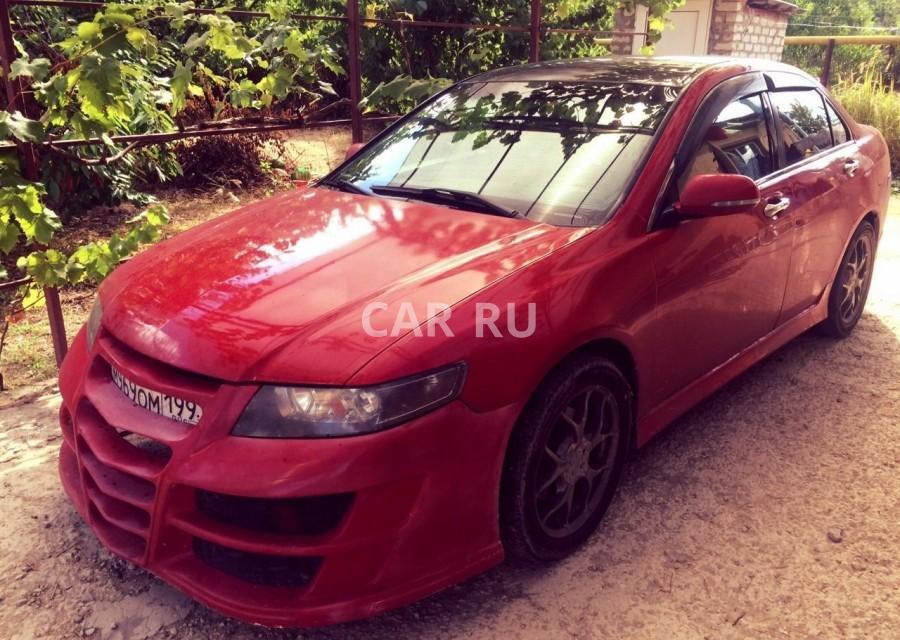 Honda Accord, Анапа