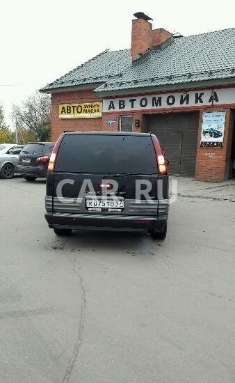 Pontiac Trans Sport, Балашиха