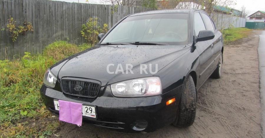 Hyundai Elantra, Архангельск