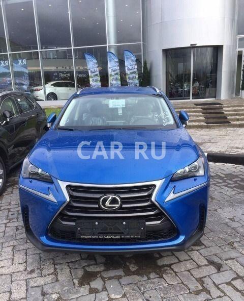 Lexus NX, Белгород