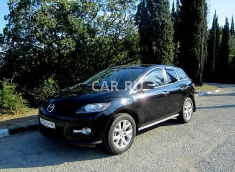 Mazda CX-7, Алушта