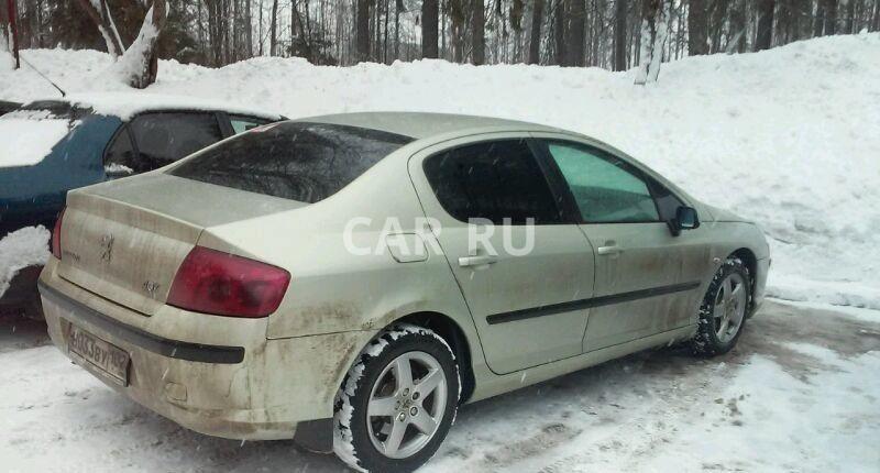 Peugeot 407, Альметьевск