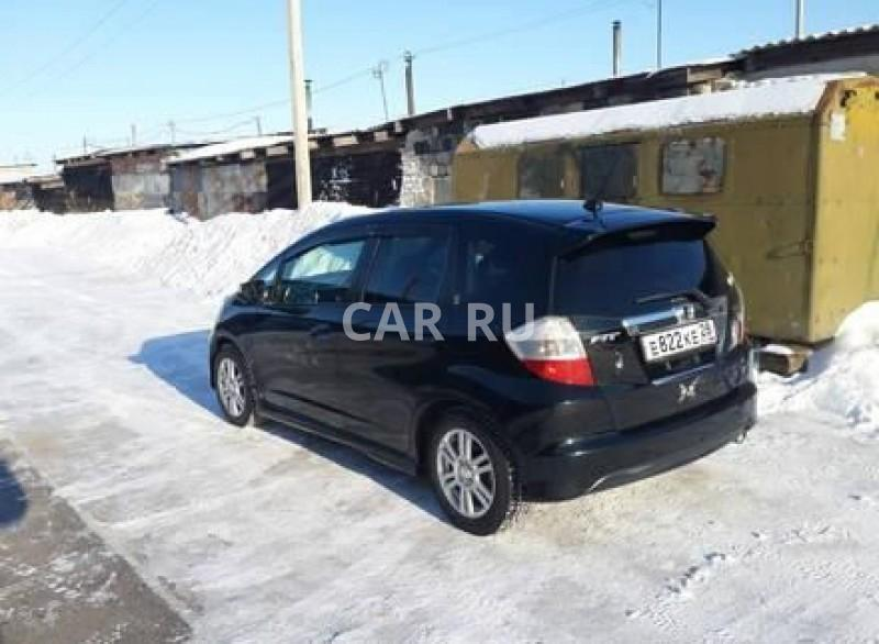 Honda Fit, Белогорск