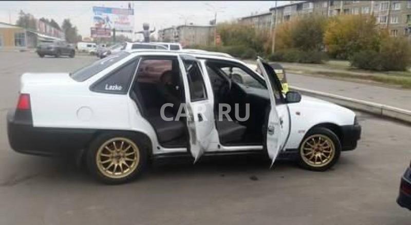 Daewoo Nexia, Ангарск
