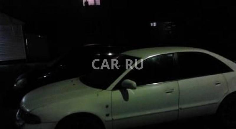 Audi Allroad, Азов
