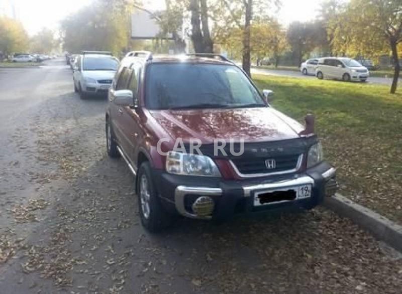 Honda CR-V, Абакан
