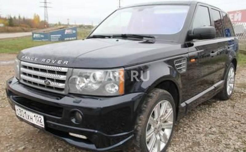 Land Rover Range Rover Sport, Альметьевск