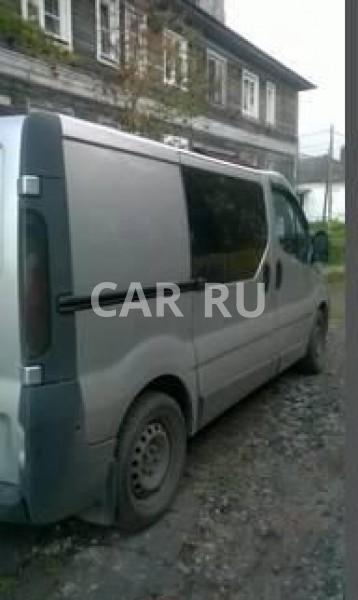 Renault Trafic, Архангельск