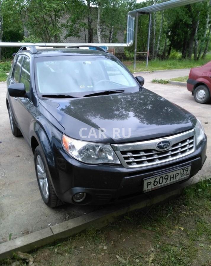 Subaru Forester, Балабаново
